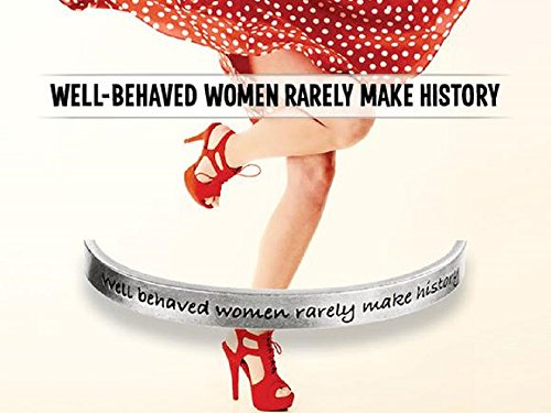 WELL BEHAVED WOMEN RARELY MAKE HISTORY (Handcrafted Pewter Bracelet)
