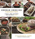 Korean Cooking Favorites: Kimchi, BBQ, Bibimbap and So Much More (%)