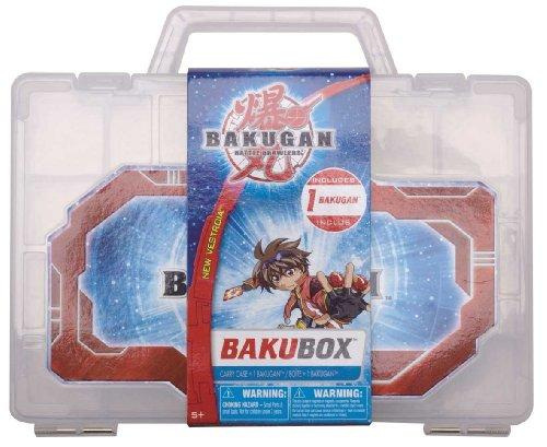 Bakugan Carry Box Bot-02 Clear