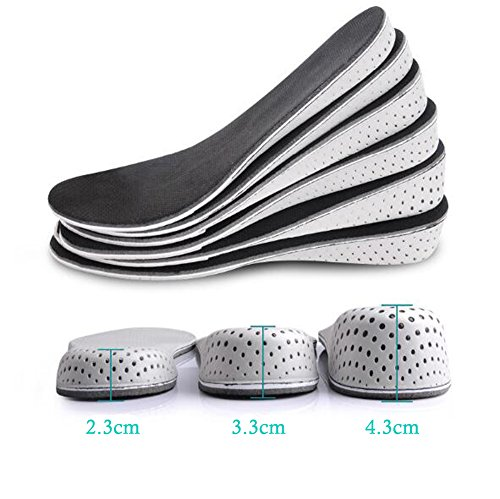 one pair breathable foam increase