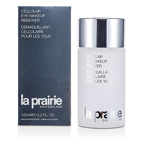 La Prairie by La Prairie La Prairie Cellular Eye Make Up Remover--125ml/4.2oz ( Package Of 2 ) (Prairie La Makeup)
