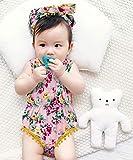 Leapparel Newborn Baby Girl Lovely Printing