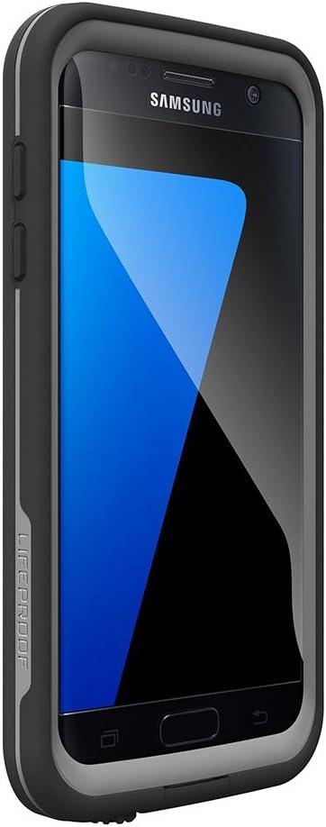 Lifeproof FRē Series Waterproof Case for Samsung Galaxy s7 - Retail Packaging - Black