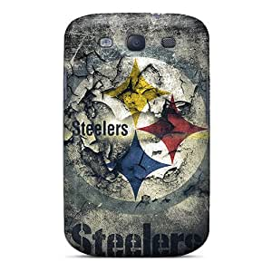 For Modernlistyle Galaxy Protective Cases, High Quality For Galaxy S3 Pittsburgh Steelers Skin Cases Covers