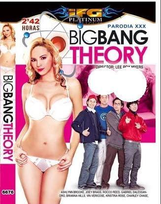 Big bang theory and xxx parody