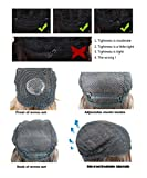 Short Cosplay Synthetic Full Wig with Bangs 20 Styles Anime Layered Fluffy Hair Oblique Fringe Full Head Unisex +Stretchable Elastic Wig Net for Man and Women Girls Lady Fashion (Orange)