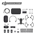 DJI Mavic Air Fly More Combo, Onyx Black Portable Quadcopter Drone