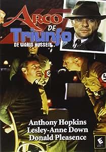 Arco de triunfo (Eurocine) [DVD]