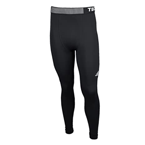 b53cdb4949 Amazon.com : adidas Men's Techfit Base Tights, Black, 2XLarge ...