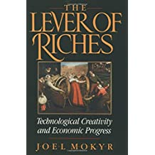 Amazon joel mokyr books biography blog audiobooks kindle the lever of riches technological creativity and economic progress fandeluxe Choice Image