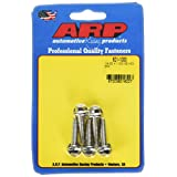 ARP 6211000 Stainless Steel 1/4-20 Hex Bolts - Pack of 5