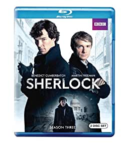 Sherlock, Season 3 [Blu-ray]