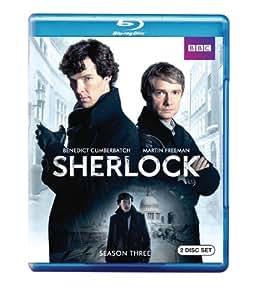 Sherlock: Season 3 (Blu-ray) (Original UK Version)