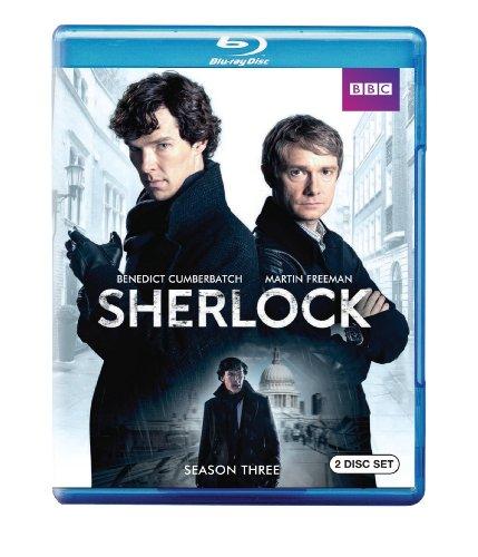 Sherlock, Season 3 [Blu-ray]