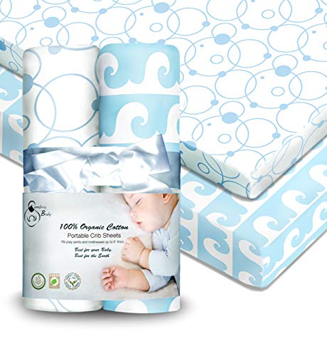 100% Organic Cotton Sheets for Pack