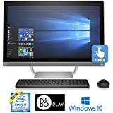 HP Pavilion 27-a210 All-in-One, 27 Full HD Touchscreen, Intel Core i7-7700T (Refurbished)