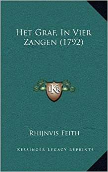 Het Graf, in Vier Zangen (1792)