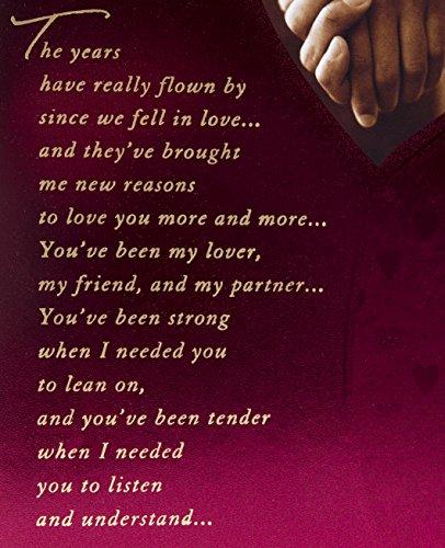 Hallmark Mahogany Valentine's Day Greeting Card (Holding Hands) Photo #7