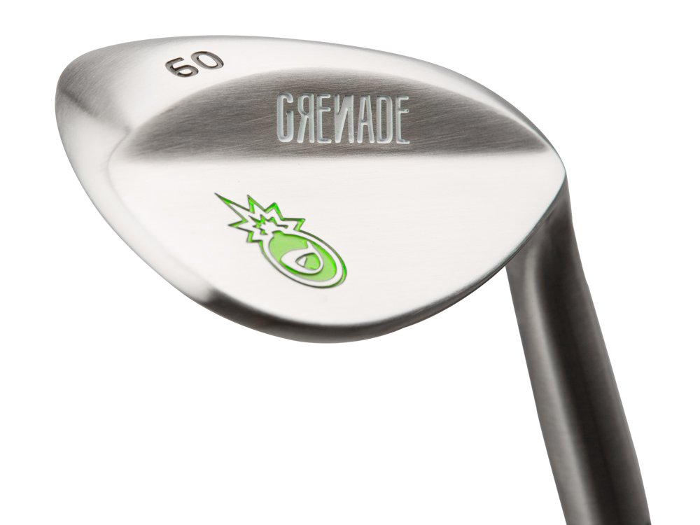 BombTech Grenade 52, 56, and 60 Wedges - Package by Bombtech Golf (Image #7)