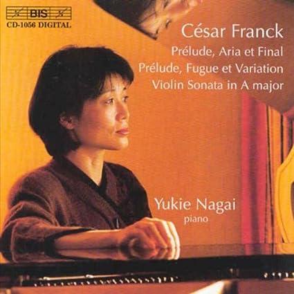 César Franck: Prélude, Aria Et Final: Piano
