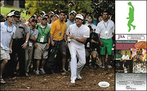 Bubba Watson Signed Photograph - 8x10 Masters Coa - JSA Certified - Autographed Golf Photos (Certified Photo Autograph 8x10 Golf)