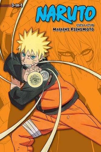 52-54: Naruto (3-in-1 Edition), Vol. 18: Includes vols. 52, 53 & 54