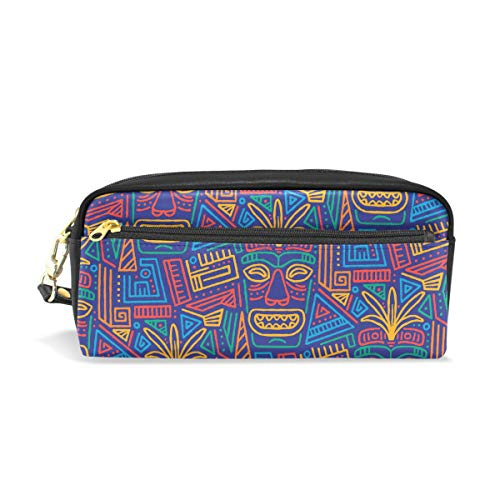 BONIPE - Estuche para lápices, color étnico, bolsa de ...