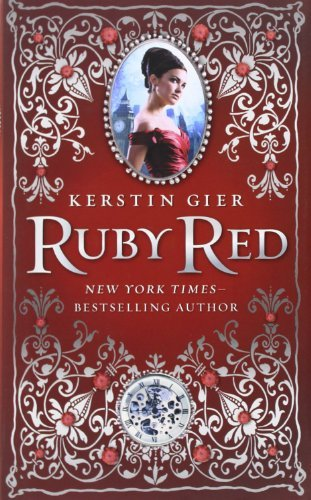 By Kerstin Gier Ruby Red (The Ruby Red Trilogy) (1st First Edition) [Hardcover]