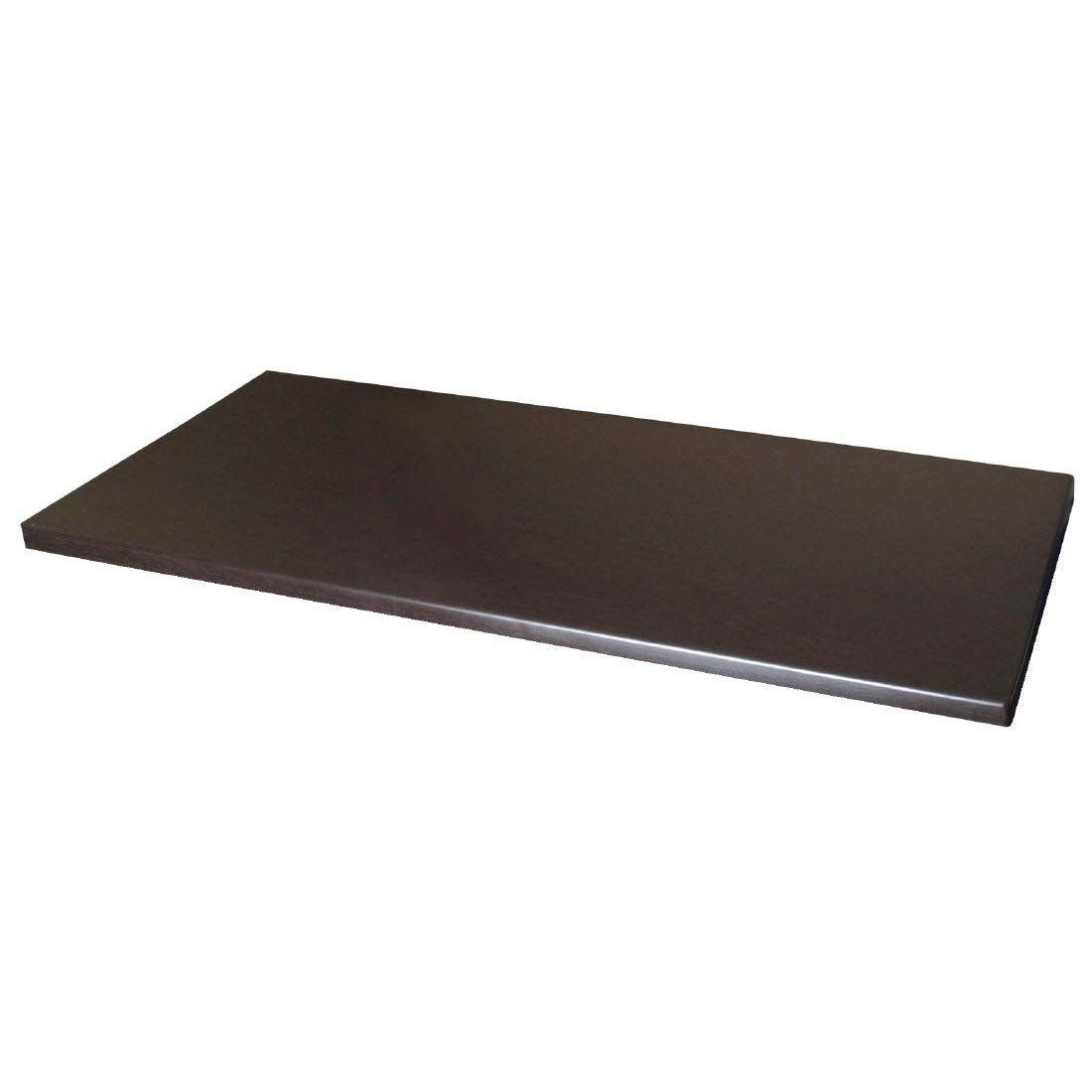 Werzalit plus dn646 rectangular tablero de la mesa