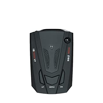 Auto Radar Velocidad Cuchillo Lazer 360 ° Voice Alert ...