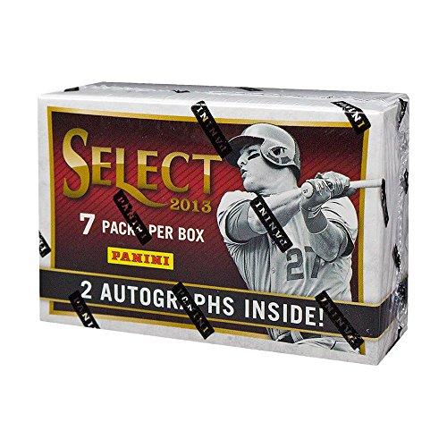 Baseball Hobby Pack - 2013 Panini Select Baseball Hobby Mini Box