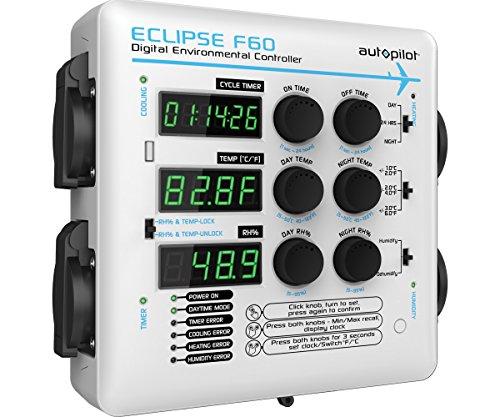 Autopilot ECLIPSE F60 Digital Environmental Controller - Autopilot Display