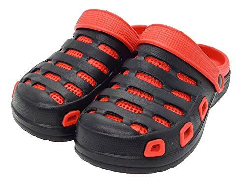 Couleurs Ultra 10 Femmes Quelques Occasionnels Kemosen Sandales Disponibles Hommes Plage Noir Jardin Pantoufles Chaussures léger En vYq65XOw