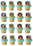 24 Jake and the Neverland Pirates Cupcake Decoration Rings, Health Care Stuffs