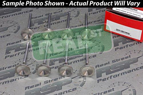 Manley Race Series +1mm Intake Valves 37mm WRX 00-03 EJ20 04 STI EJ25 11140-8