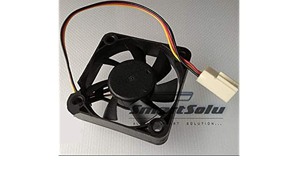 Fevas PLA04010S12M-1 Sleeve Bearing Cooling Fan with 12V 0.08A 3Pin 404010mm for Bridge Chips or Video Card