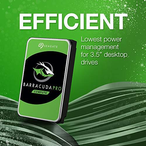 Seagate BarraCuda Internal Hard Drive HDD for Computer Desktop PC – Frustration Free Packaging 10TB ST10000DMZ004/DM0004