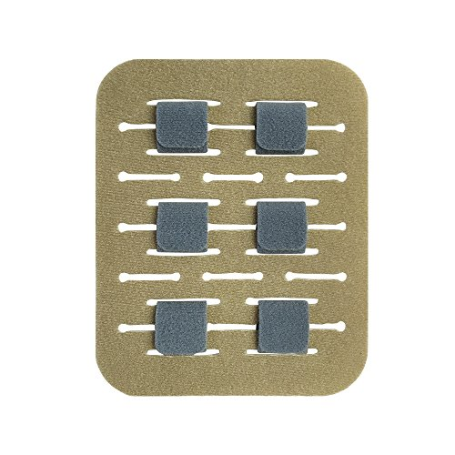 Vanquest MOHL-AIR (MOLLE Onto Hook & Loop) Adapter Panel by VANQUEST