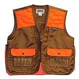 Gamehide Marsh Brown/Orange Front Loader Vest, X-Large