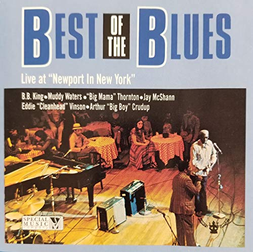 Best of Blues: Live at Newport in New York