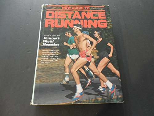 New Guide to Distance Running from Runner's World Magazine 1978 HC