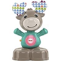 Fisher-Price Alce Linkimals, Juguete interactivo bebés +9 meses