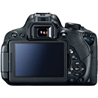 Canon EOS Rebel T5i 18.0 MP CMOS Digital Camera with 3-inch Touchscreen and Full HD Movie Mode from CANU9