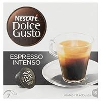 Nescafé Dolce Gusto - Espresso Intenso - 3 Paquetes de 16 Cápsulas - Total: 48 Cápsulas