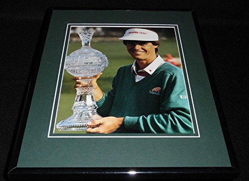 Paul Azinger Signed Photo - Framed 11x14 Display - JSA Certified - Autographed Golf Photos (Azinger Memorabilia Paul)