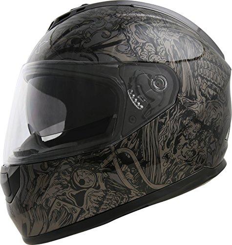 Dual Visor Motorcycle Helmet - 8