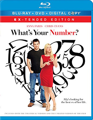 WHATS YOUR NUMBER (BLU-RAY/DC/2 DISC/WS-1.85/ENG-SP SUB)-NLA