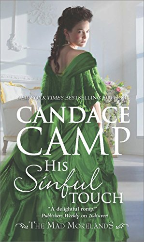 His Sinful Touch (The Mad Morelands) by [Camp, Candace]