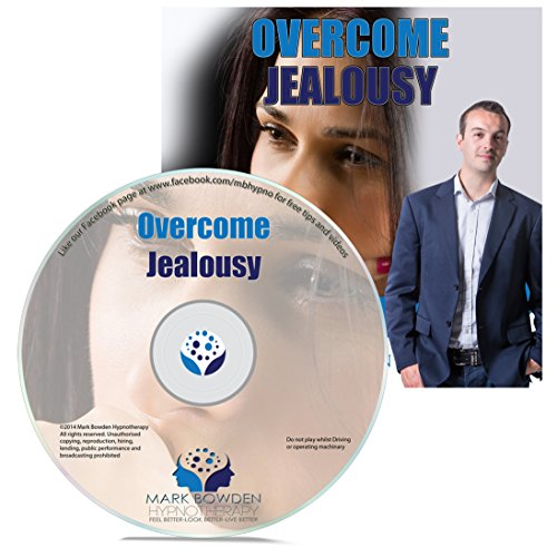 Overcome Jealousy Self Hypnosis Relationships product image