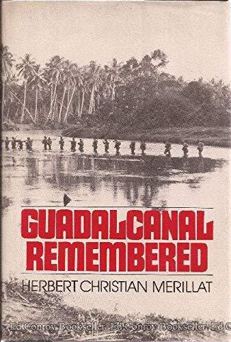 Guadalcanal remembered